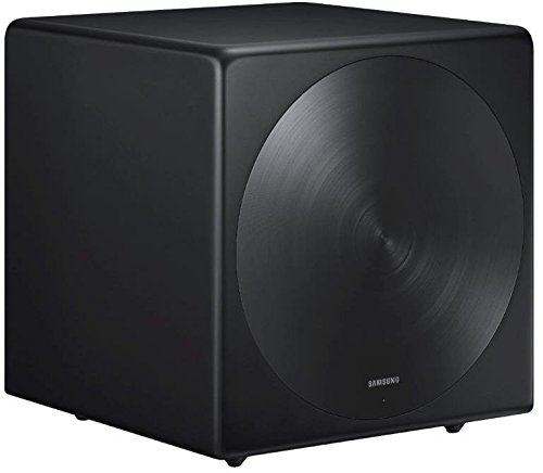 Samsung SWA-W700/EN Sound+ Wireless Subwoofer schwarz (Samsung Wireless Sound Bar Für Tv)
