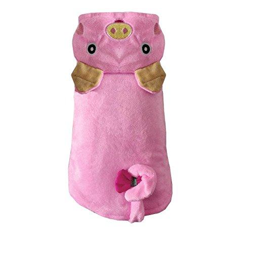 Hundekleidung Nette rosa Hundveränderung Cosplay LNAG , xl