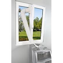 Comfee Hot Air Stop 10000209 - Aislamiento para ventanas (accesorio de climatizador), color blanco
