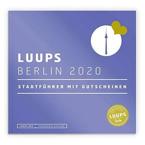 LUUPS Berlin 2020: Stadtführer mit Gutscheinen