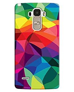 Back Cover for LG G4 Stylus