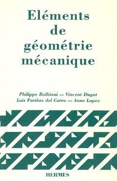 Eléments de géométrie mécanique