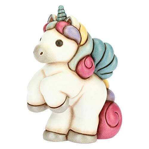 THUN  - Unicorno Medio - Ceramica - h 13,2 cm - Linea I Classici