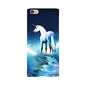 Skintice Designer Back Cover with designer 3D sublimation printing for Apple iPhone 6 Plus