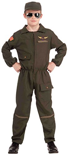 (Forum Fighter Jet Pilot Costume S)