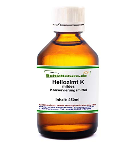 Heliozimt K (250 ml) milder Konservierer Konservierungsmittel