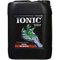 Growth Technology Fertilizante/Abono Ionic Soil Bloom (5L)