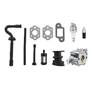 Vergaser Carb Luftfilter Tune Up Kit für Stihl Chainsaw Trimmer Unkrautfresser MS210 MS230 MS250 021 023 025