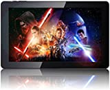 """10.6"""" Fusion5 108 Octa Core Android Tablet PC - 2GB RAM - 16GB Storage - Android 5.1 Lollipop - Bluetooth 4.0 - 1366*768 IPS Screen - 7200mAh battery - 2MP front and 5MP rear camera, AutoFocus - Supports OTA Updates"""