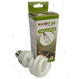Reptile Vivarium Compact UVA + UVB 2.0 15W Bulb