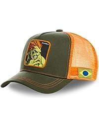 COLLABS - Gorra de Béisbol - para Hombre Verde Caqui