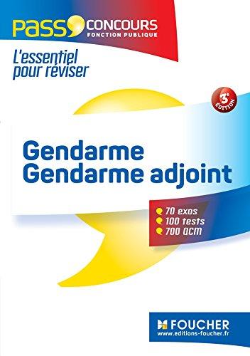 Pass'Concours Gendarme Gendarme adjoint - 3e édition - Nº08 par Rosa Lüthi