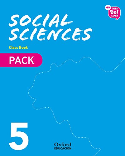 New Think Do Learn Social Sciences 5. Class Book Pack