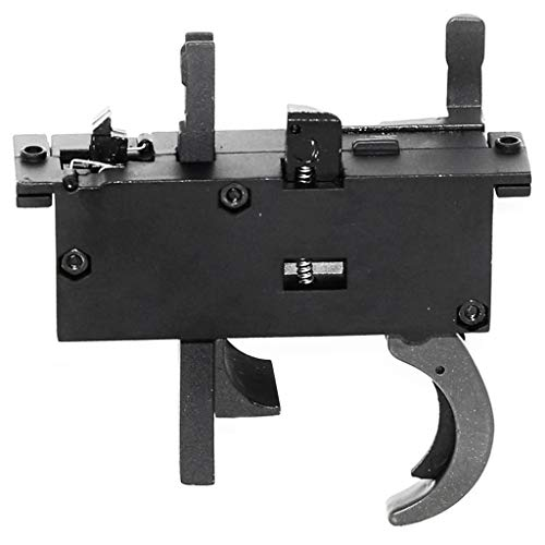 Airsoft Well MB01 Trigger Assembly de déclenchement en métal pour L96 Type Airsoft Sniper Rifle