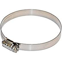 Abrazaderas de metal para tubo/manguera flexible