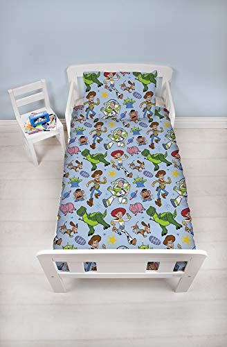 Disney Official Toy Story - Juego Cama Infantil 4