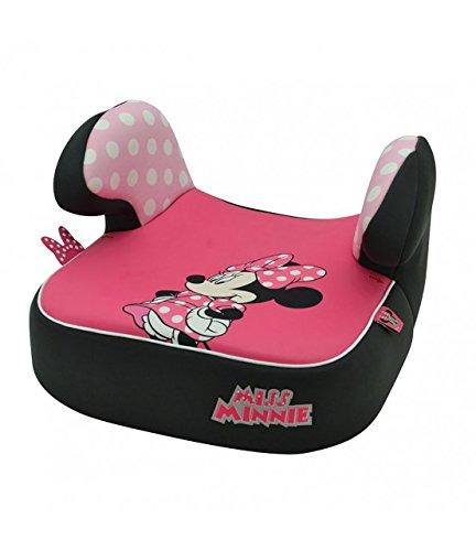 Mycarsit Rialzo Disney, Gruppo 2/3(da 15a 36kg), motivo Minnie
