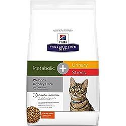 Hill's C-54706 Feline Metabolic y Urinary - 4 Kg