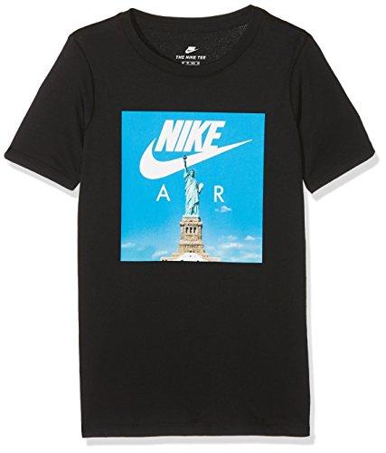 Nike Jungen Sportswear T-Shirt, Black, XL
