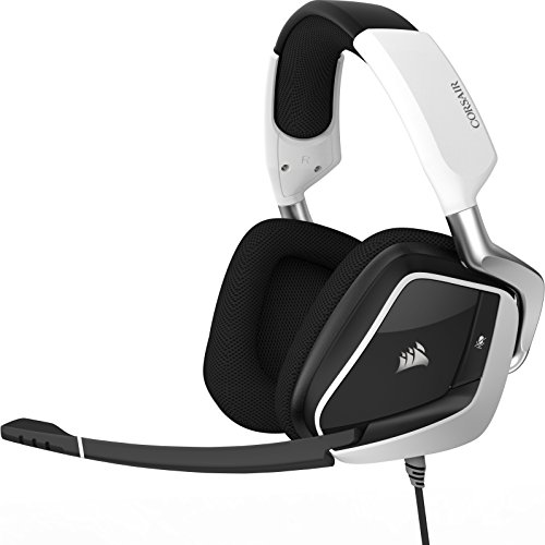 Corsair VOID PRO RGB USB - Auriculares Gaming (PC, USB, Dolby 7.1)...