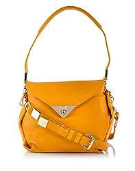 Viari Riviera Handbag (Mustard)
