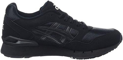Asics Unisex-Erwachsene Gel-Atlanis Sneaker Schwarz (Black / Black)