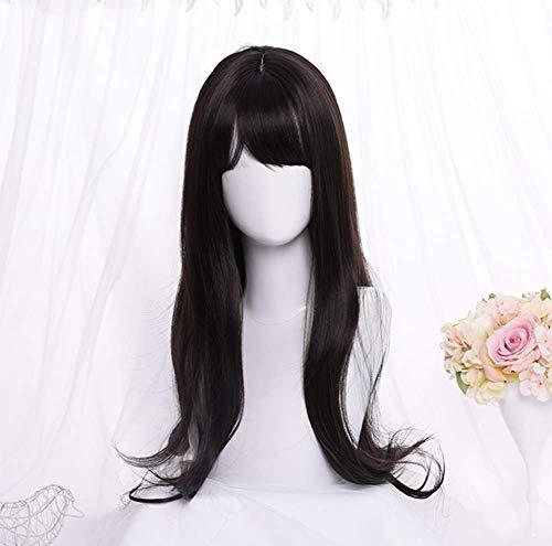 DASHUICHONGLE Lange Haare, LIU Qi, Mode - Kabel kann färben und dauerwelle perücke perücke Frauen Frauen Cosplay - perücke