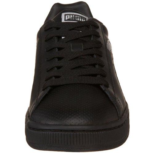 Puma Basket II Sneaker Black/Black