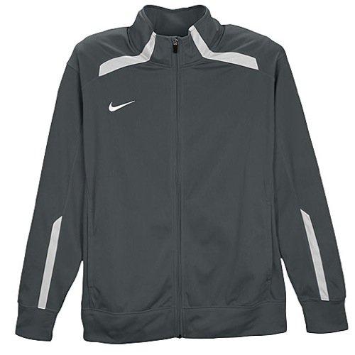 Nike-warm Ups (Boys' Nike Team Overtime Training Jacket)