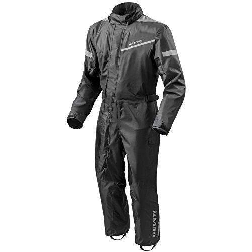 Revit Einteilige Textilkombi Pacific 2 H2O, Farbe schwarz, Größe 3XL