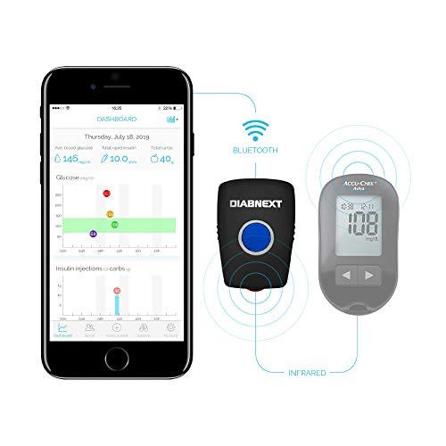 DIABNEXT - Transmission Automatique des Glycémies sur Smartphone...