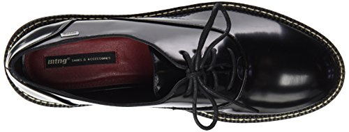 MTNG Collection (MTNGC) Damen 53992 Halbschuhe MILA NEGRO / PISO BURDEOS