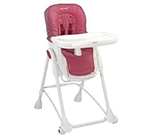 BEBE CONFORT - CHAISE HAUTE OMEGA LIFESTYLE RED