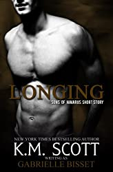 Longing (A Sons of Navarus Short Story) (English Edition)