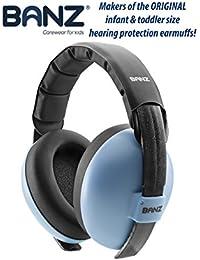 Banz Baby Hearing Protection Earmuffs Blue