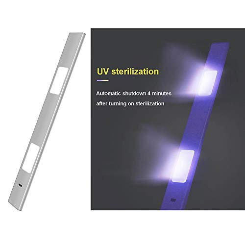 UV Lámpara de Esterilización Esterilizar e Iluminación General Modo Dual Ultravioleta Luz Lámpara...