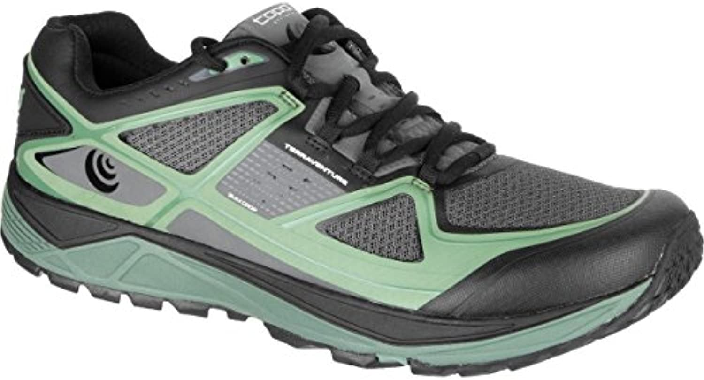 Topo Athletic terraventure – Zapatillas Hombre - 16M182-CHAGRN-115, Carbón/verde (Charcoal/green)