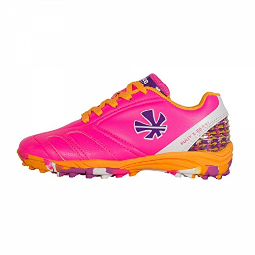 Reece Bully X80 Outdoor Hockey Schuhe pink Kinder pink, 33