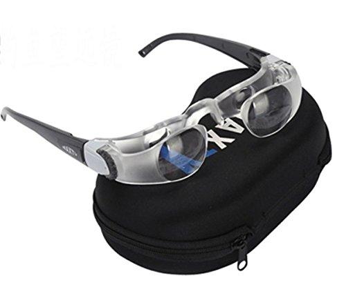 XCJ Teleskop - Männer Professional High-Definition-Objektiv - Uhr schwimmende Sonnenbrille - Herren-Sonnenbrille Angeln Persönlichkeit polarisiert - Brillengläser,Kurzsichtigkeit,Angeln