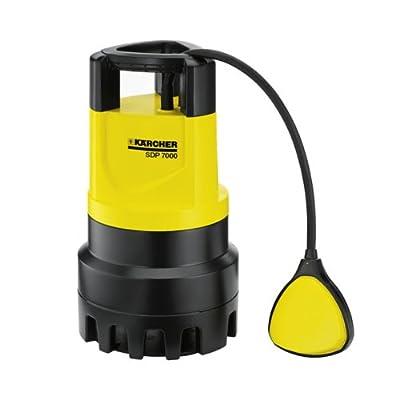 Kärcher Schmutzwasser-Tauchpumpe SDP 7000, 1.645-100.0 von Krcher