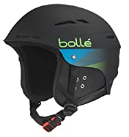 Bolle B-Fun Helmet (Soft Black)Description:Look and feel good all season long in the new B-Fun helmet! The in-mold construction makes the B-Fun ultra-light and impact resistant. Plus the integrated ventilation system is ideal for spending lon...