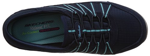 Skechers Damen Dreamchaser Romantic Trail Sneakers Blau (NVTQ)