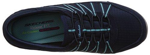 Skechers Damen DreamchaserRomantic Trail Sneakers Blau (NVTQ)