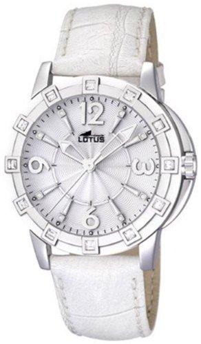 460e777844b0 Lotus 15745 1 - Reloj analógico de cuarzo para mujer con correa de ...