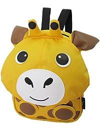 Los niños animales del muchacho / de la muchacha del niño mochila mochila bolsa original certificada