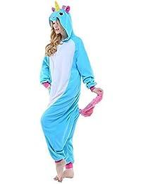 Misslight pijama o disfraz de unicornio unisex para niño o adulto