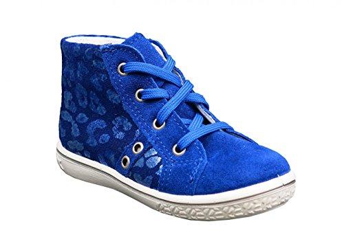 Ricosta Kinder Lauflern Schnürer Weite M in electric (blau) Blue