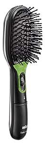 Braun Satin Hair 7 Haarbürste BR730, IonTec, mit Etui, schwarz