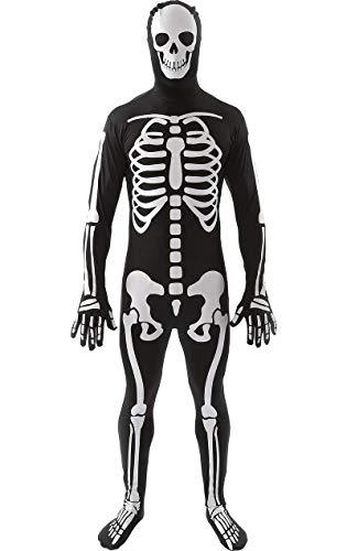 Skeleton Skin Suit - Large ()
