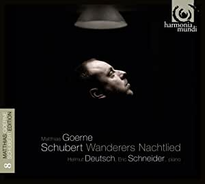 Schubert : Wanderers Nachtlied